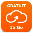 Cloud 15 Go GRATUIT